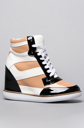 High Heel Sneakers By Jeffrey Campbell High Heels Daily