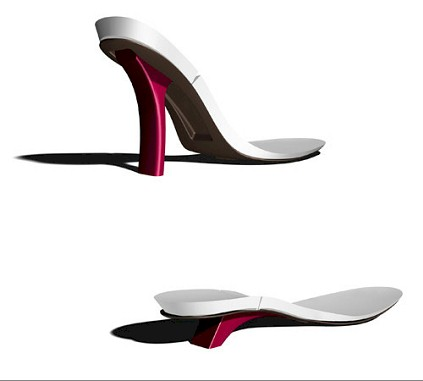 9ee9a063739 Foldable high heels | High Heels Daily