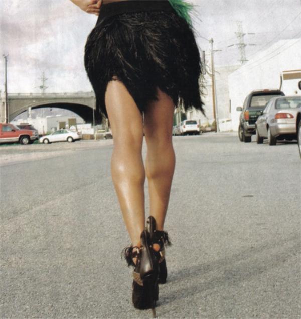 Study: Heels Improve Leg Muscle Tone