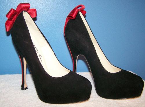 Sarah Jessica Parker's high heels