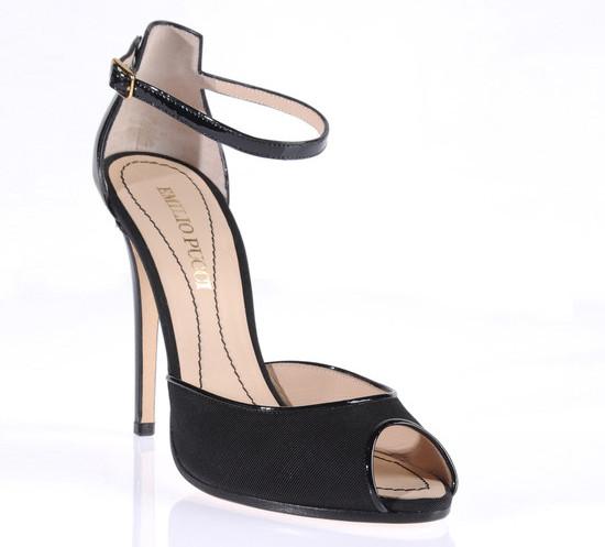 Emilio Pucci high heels