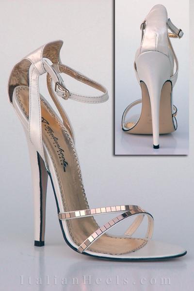 6 inch sandals