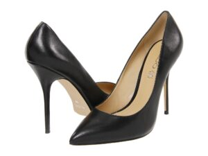 Aldo black pumps