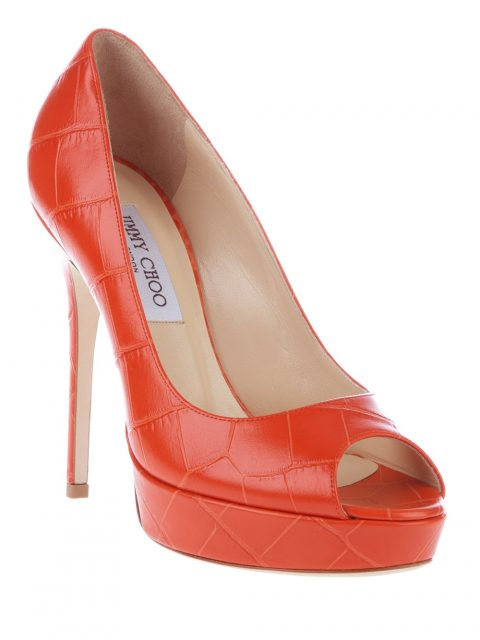 tortoiseshell patterned heels