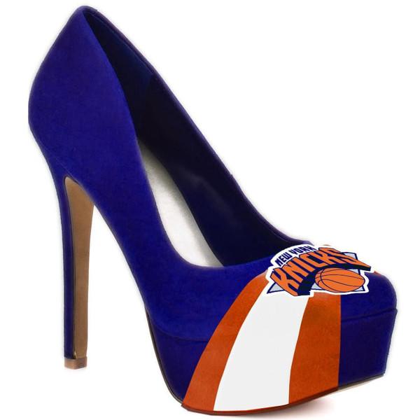 HERSTAR launches NBA high heels for basketball fans