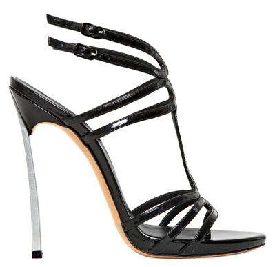 blade high heel sandals