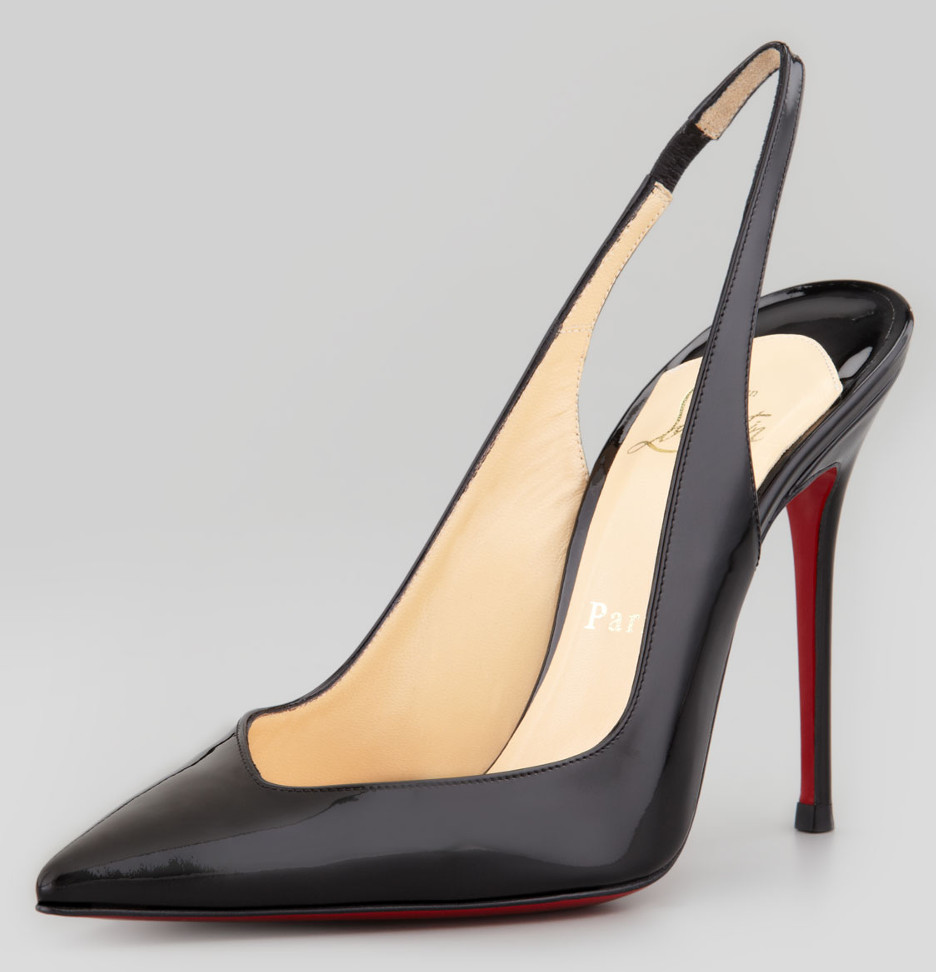 christian louboutin high heels daily. Black Bedroom Furniture Sets. Home Design Ideas