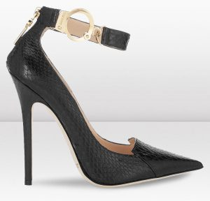 Jimmy Choo handcuff high heels