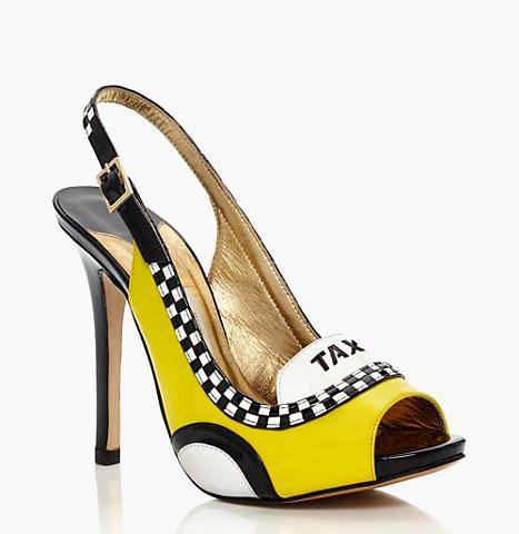 Fast Footwear in a New York Minute