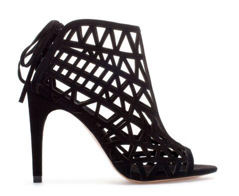 High Heel Zara Sandals