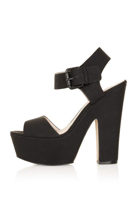 Black Lana 2 Sandals