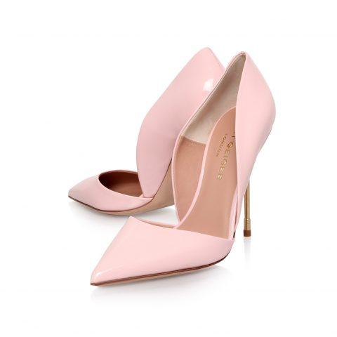 B Series Cutaway High Heels