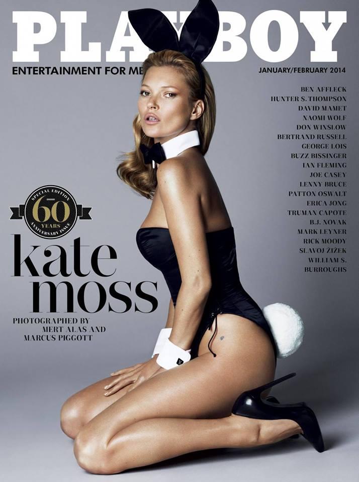 Kate Moss Playboy