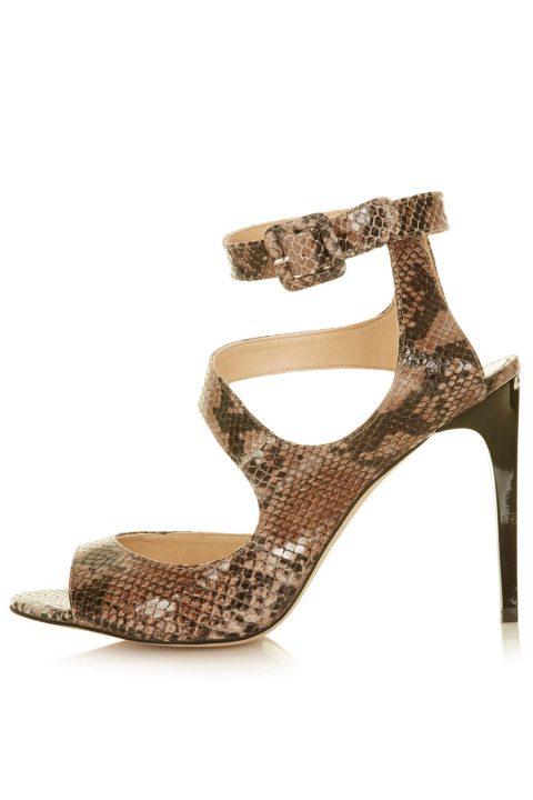 Richee Asymmetric Heels