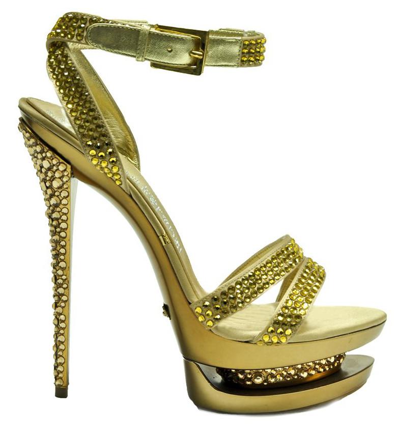 Gianmarco Lorenzi sandals: creating dreams on women's feet – High ...