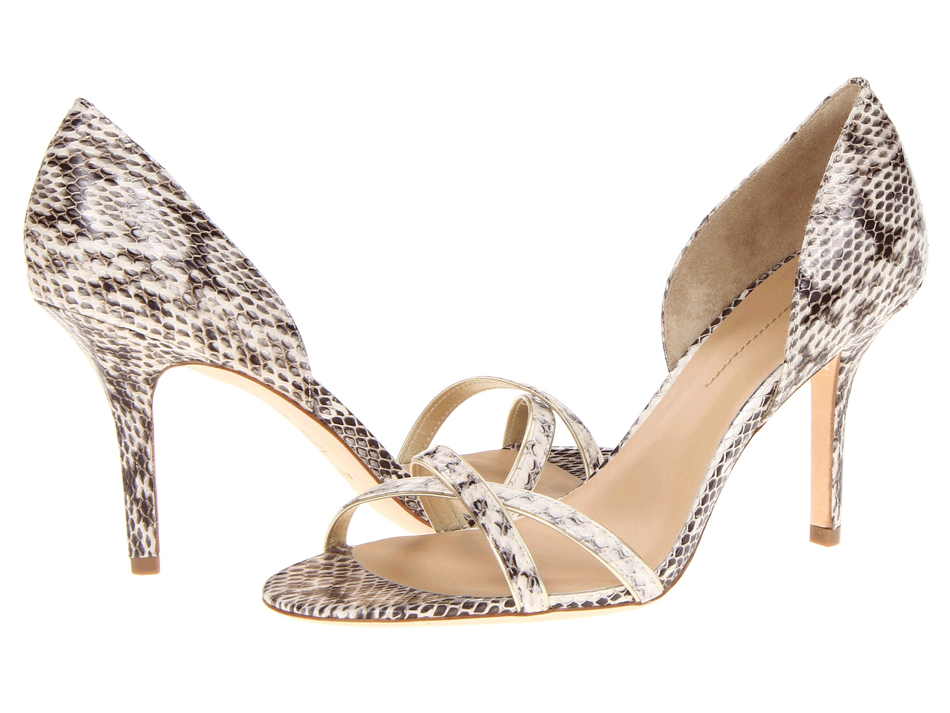 7c7317caa209 Comfortable evening sandals by Aerin