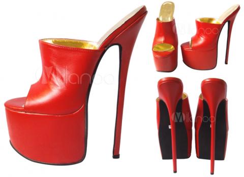 6 inch platform shoes