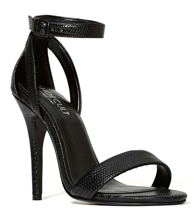 Shoe Cult high heeled sandals