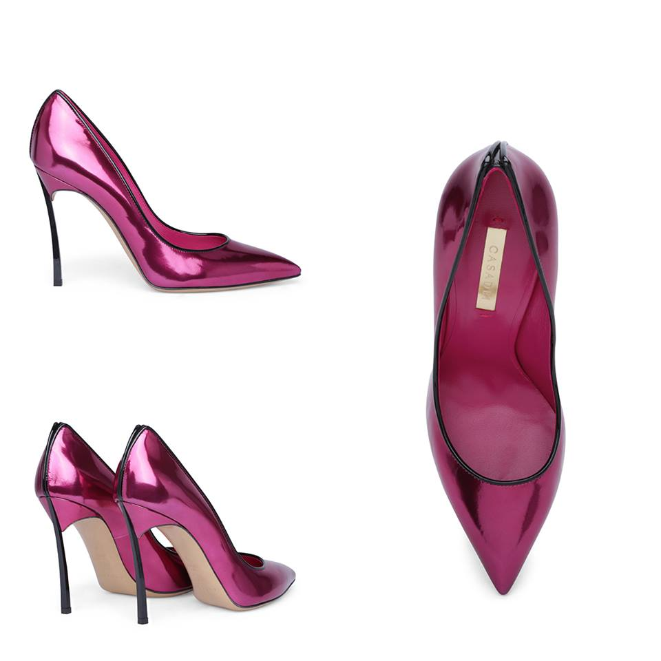 Cesare Casadei's Bla... Victoria Beckham Shoes