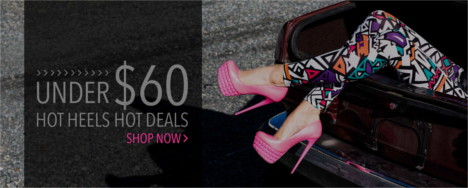 Heels under $60