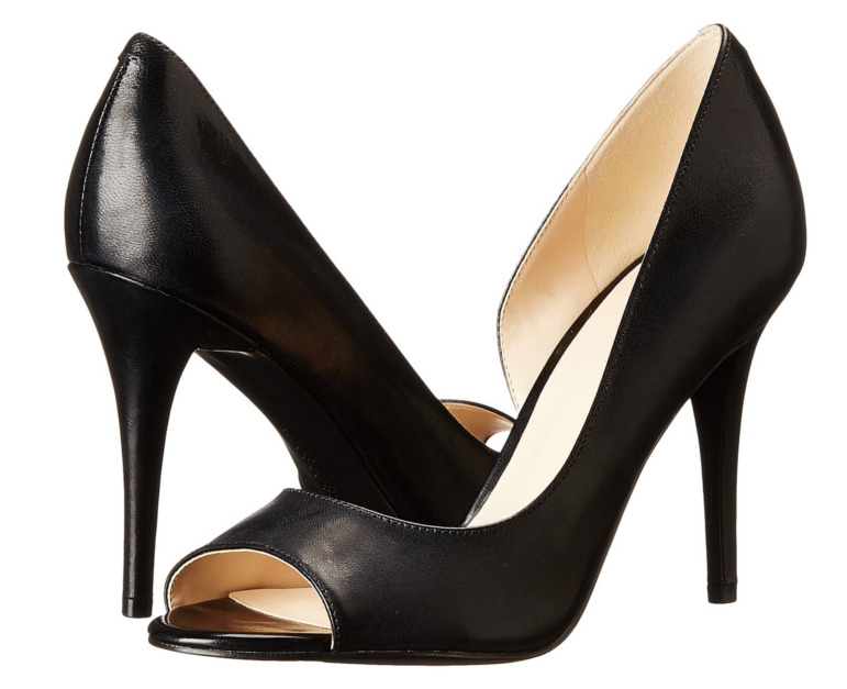 Nine West work pumps