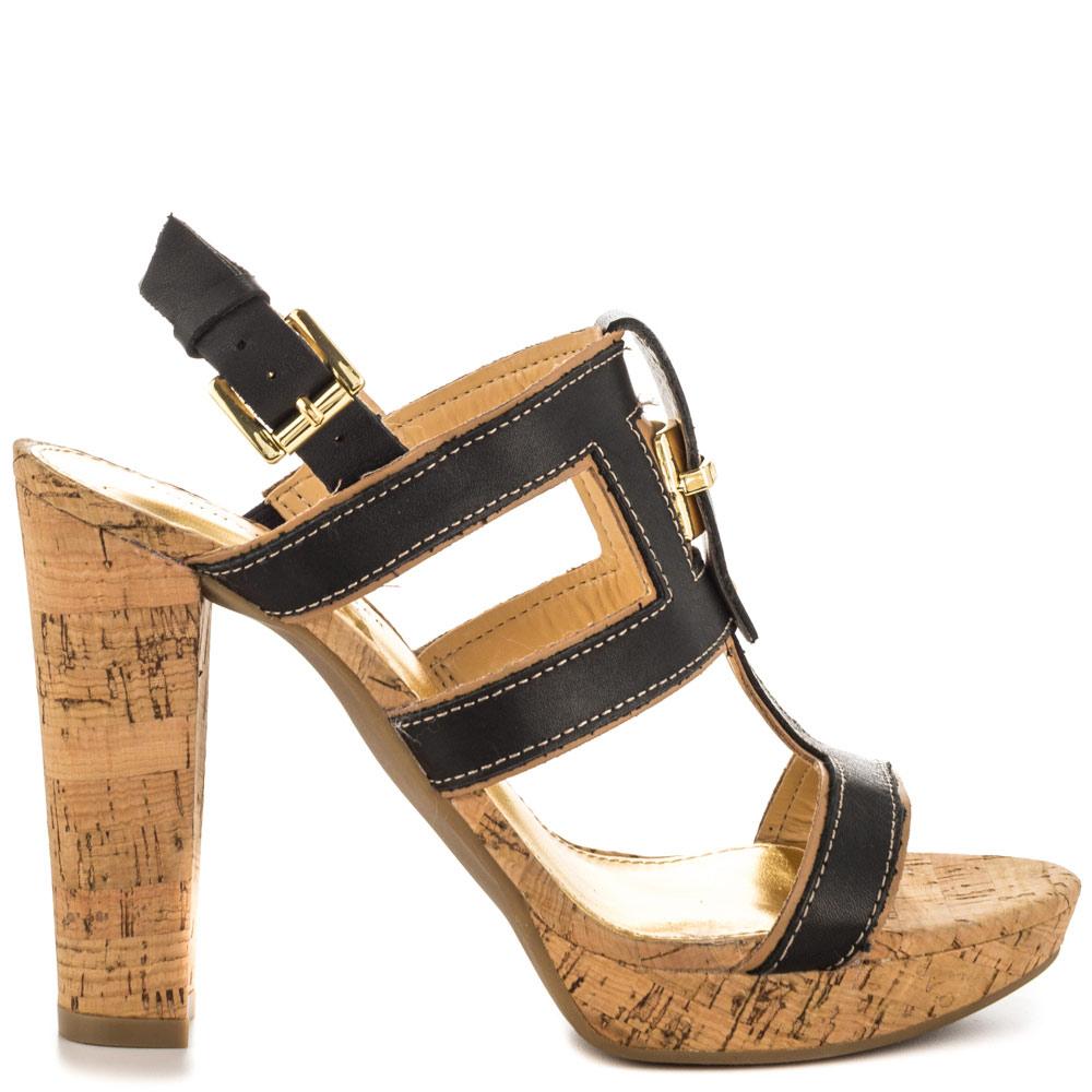 Image result for cork high heels