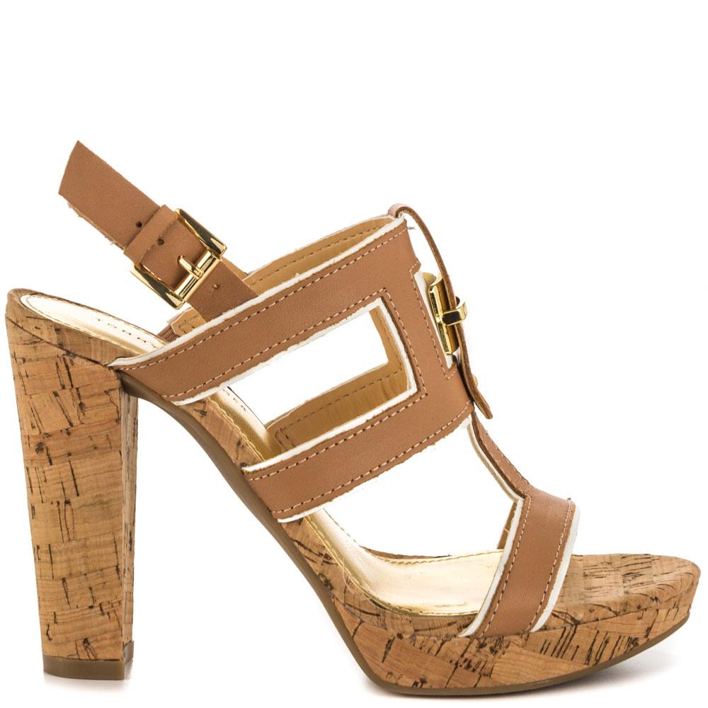 high heel sandals cork heels - Cork High Heels: Is This Shoe Trend Back? – High Heels Daily