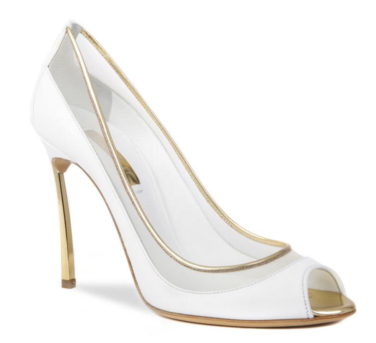 Casadei Wedding Heels Bridal Shoes