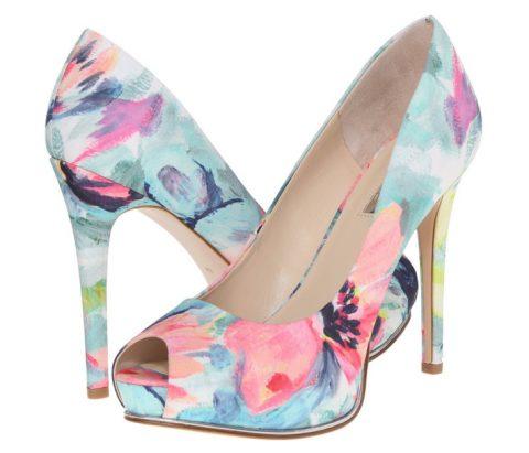 Guess floral pump
