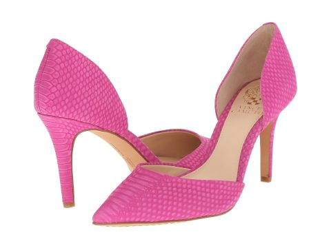 Vince Camuto pink pumps
