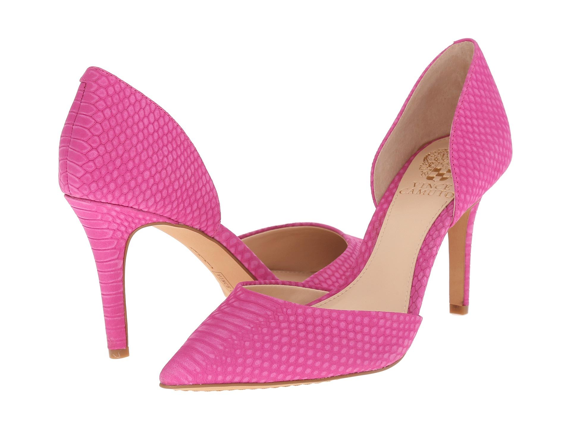 4 Inch Pink Heels