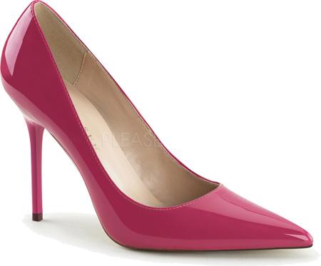 ebacc8348ab8 pleaser pink pumps