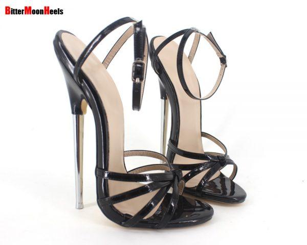6 inch heels no platform