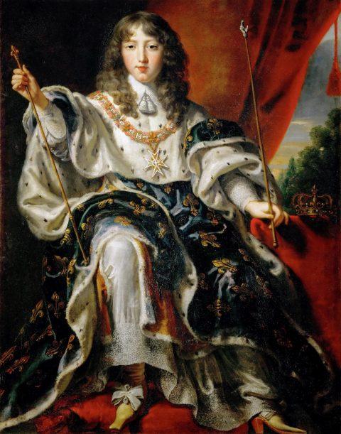 Louis XIV high heels